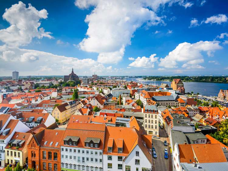 Warnemunde in crociera Costa